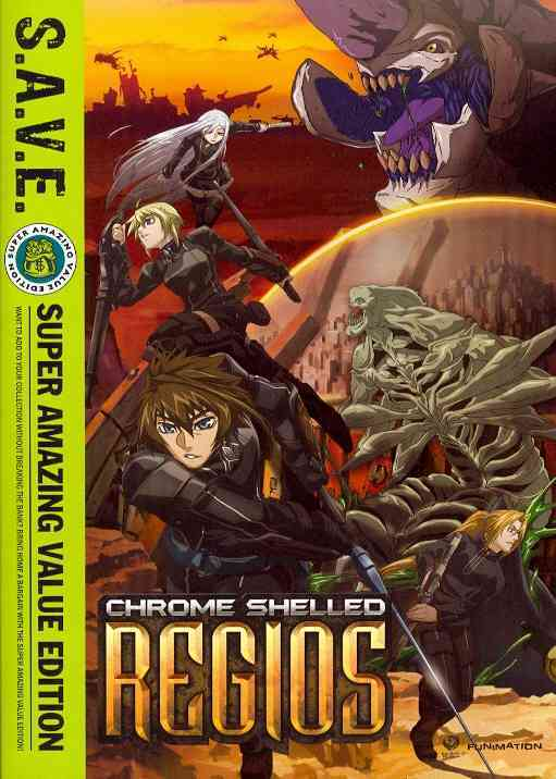 CHROME SHELLED REGIOS BY CHROME SHELLED REGIO (DVD)