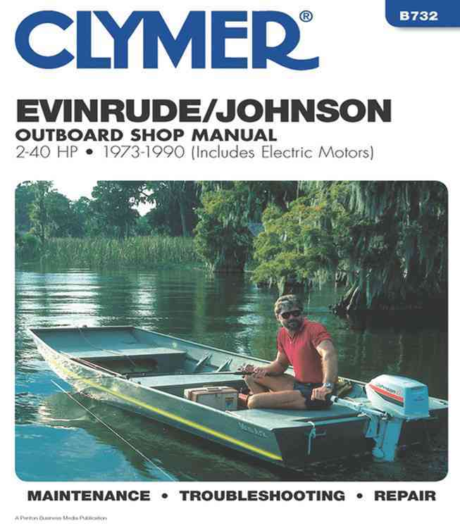 Evinrude Johnson Outboard Shop Manual